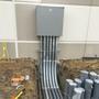 4000 Amp Underground Feeders