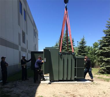 Transformer Inspections