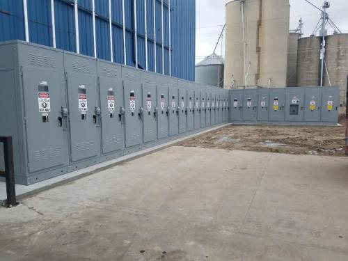 Electrical Contractors Detroit, MI, Industrial Electricians Metro Detroit, MI, Commercial Electricians-high voltage