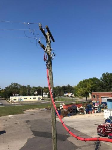 Electrical Contractors Detroit, MI, Industrial Electricians Metro Detroit, MI, Commercial Electricians-high voltage