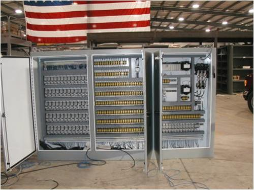 Press controls and Automation-control panels-conveyors-Detroit-Michigan