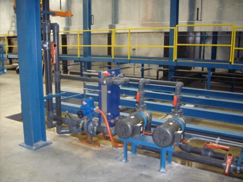Electrical Contractors Detroit, MI, Industrial Electricians Metro Detroit, MI, Commercial Electricians-Process-piping