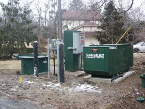 Electrical Contractors Detroit, MI, Industrial Electricians Metro Detroit, MI, Commercial Electricians-Back-up-generator